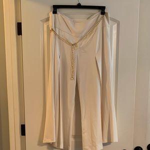 Ivory Wide Leg Culottes sz 14